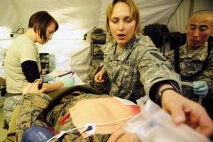 Military Nurse Salary Amp Schooling Rn Careers