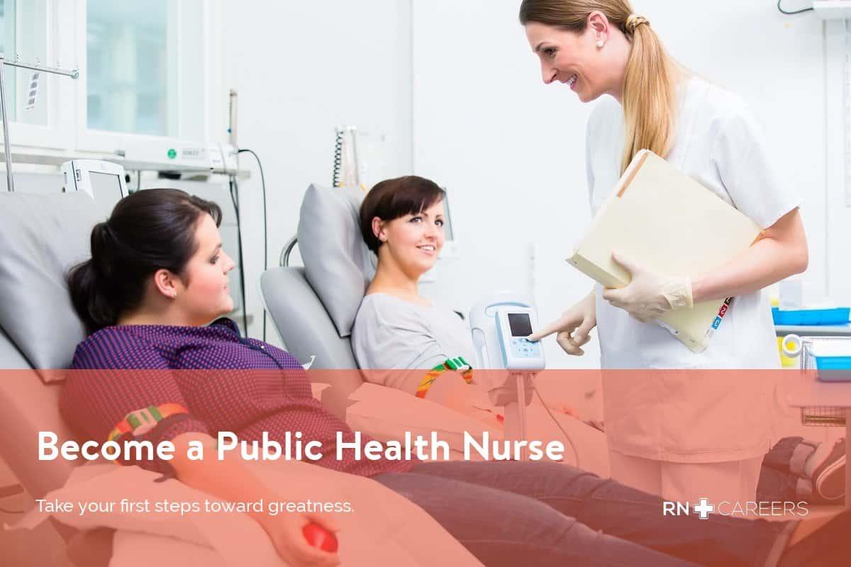 public health nurse - salary  u0026 certification